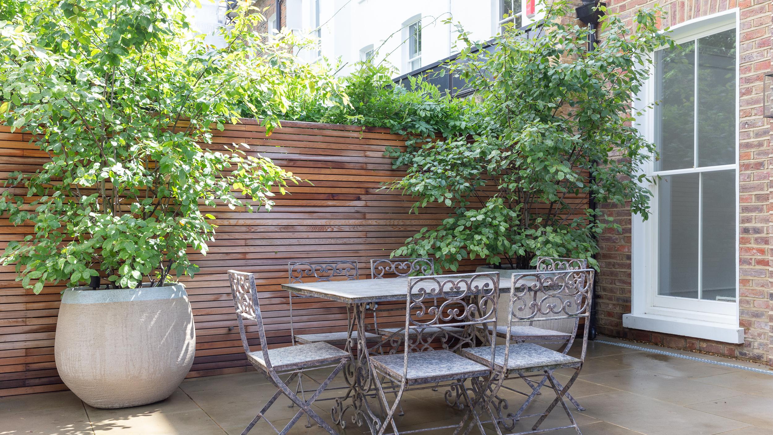 Nottinghill Town House Garden