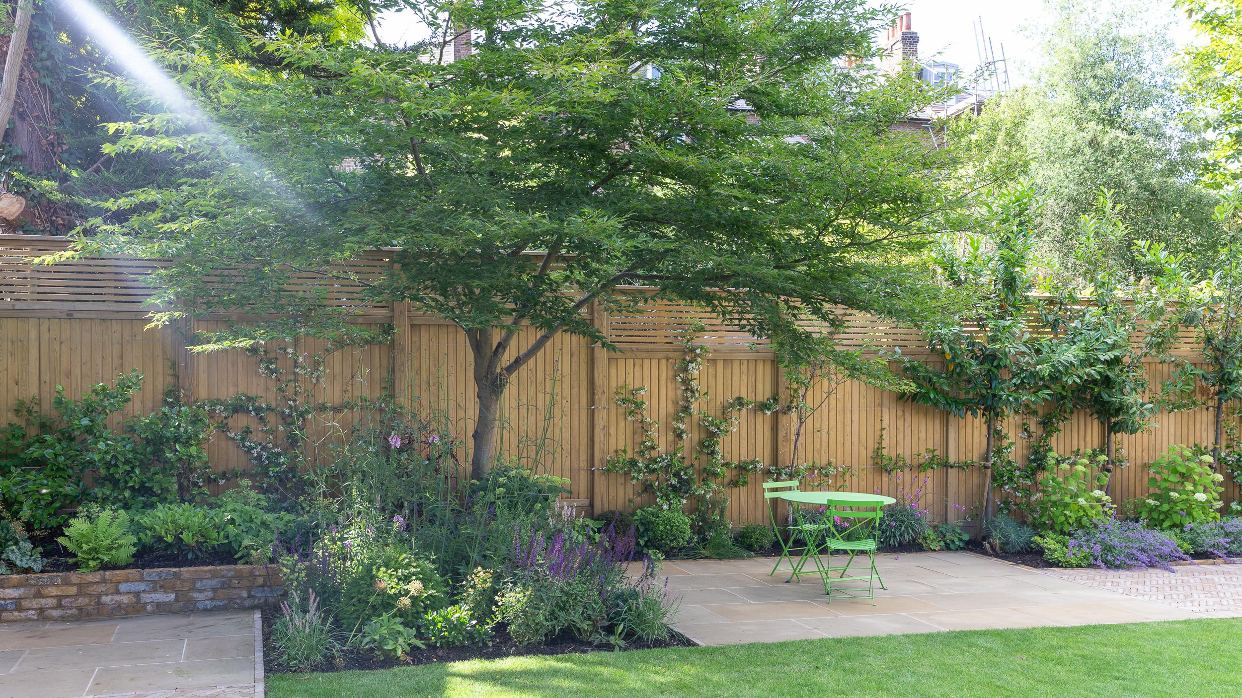 Wimbledon Village Family Garden